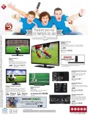 BRASIL 2014 las mejores pantallas TV Siman