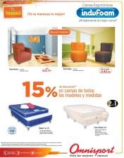 BUTACAS para descansar muebles OMNISPORT el salvador - 15mar14