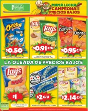 Boquitas ofertas DESPENSA FAMILIAR el salvador - 29mar14