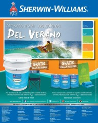 Colores de VERANO 2014 pinturas sherwin williams - 03mar14