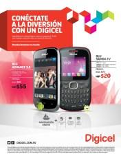 Conectate a la diversion SMARTPHONE android DIGICEL - 08mar14