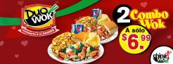 Duo WOK Combos CHINA WOK sv