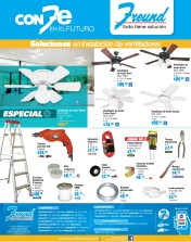 Ferreteria FREUND el salvador ofertas instalacion de ventiladores - 07mar14