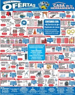 GRANDES ofertas herramientas para todos CASA de la HERRAMIENTA - 03mar14