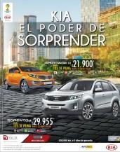 KIA Sorento EX 2014 promotion AUTO facil - 31mar14