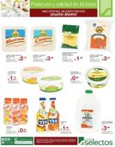 Lacteos deliciosos OFERTAS super selectos el salvador - 22mar14