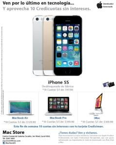 Lo ultimo en tecnologia APPLE Mac Store - 16mar14