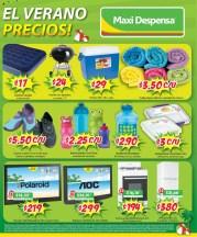 Maxi Depsensa El Salvador PROMOCIONES de verano - 21mar14