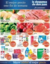 Mayor calidad Mejor Precios SUPERMERCADO la despensa de Don Juan - 14mar14