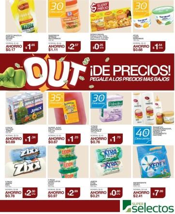 Mucho ahorro KNOCK OUT de precio SUPER SELECTOS -- 15mar14