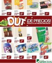 Mucho ahorro KNOCK OUT de precios supermercado super selectos -- 01mar14