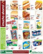 Mucho ahorro Mejores ofertas SUPER SELECTOS - 27mar14