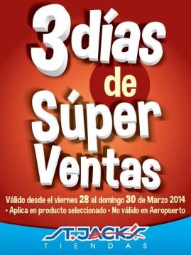 Ofertas ST JACKS el salvador solo por 3 dias - 28mar14