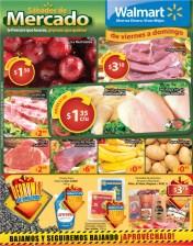 Sabados de MERCADO Walmart SV ofertas - 21mar14