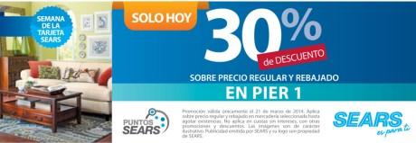 Semana de la tarjeta SEARS el salvador PROMOCIONES - 21mar14