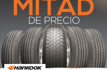 TIRE Hanook driving emotion PROMO Impresa Repuestos - 01mar14