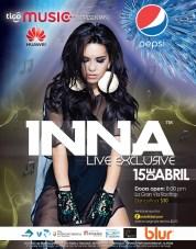 Tigo MUSIC presenta INNA live exclusive