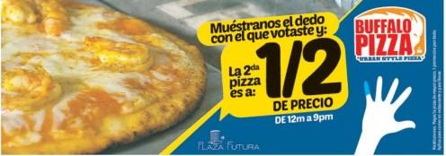 plaza futura BUFFALO PIZZA el salvador - 09mar14