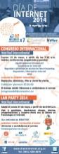 DIA de internet 2014 el salvador LAN PARTY