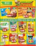 Despensa FAmilliar OLEADAS de precios BAJOS en vacaciones - 14abr14