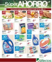 Noche de DESCUENTOS ofertas detergentes y jabones - 14abr14