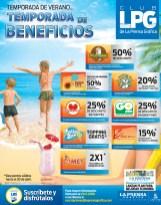 Temporada de verano Temporada de Beneficios - 09abr14