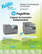 hp PAGEWIDE laser printer