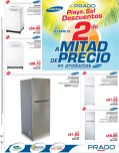 lavadoras y refrigeradoras SAMSUNG ofertas PRADO el salvador - 11abr14