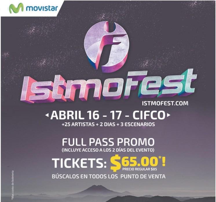mañana EL SALVADOR al ritmo ISTMO FEST