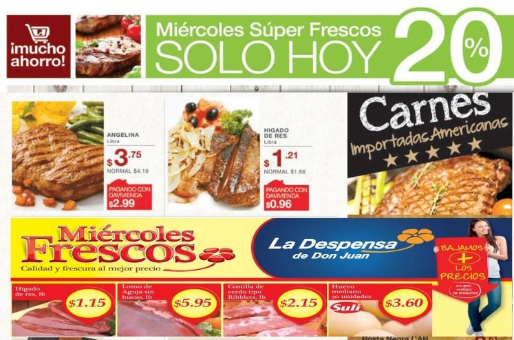supermercado frescuera ahorro - 23abr14