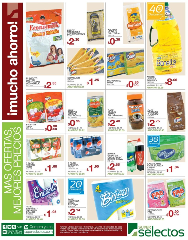 Aceite BONELLA maiz oferta - 06may14