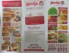 Las mejores promociones WENDYS el salvador el mas rico sabor