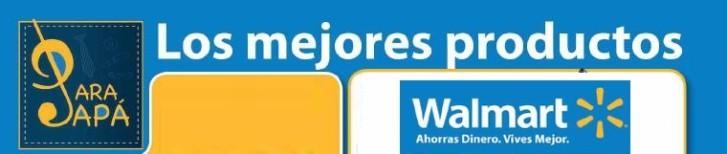 Ofertas para PAPA walmart el salvador junio 2014