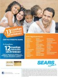 Promociones para este fin de SEARS - 03may14