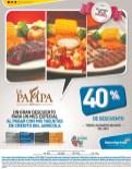 Restaurante LA PAMPA descuento ultimos martes de mayo - 20may14
