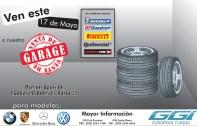 Venta de GARAGE tires BMW porsche Mercedes Benz