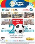 Vive la Fiesta del Futbol champions mundial con un sillo reclinable - 24may14
