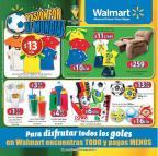 Walmart Camisetas Balones Vasos Toalla TODO world cup FIFA Brasil 2014