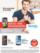 celulares SEARS promociones CLARO - 10may14