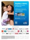 comparte este regalo con mama TARJETAS banco CITI - 03may14