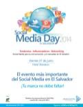 evento Social Media DAY 2014 el salvador
