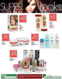 productos LOREAL discounts make up accesories eyes face lips - 03may14