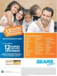tarjetas de credito 13 cuotas sin intereses SEARS - 24may14