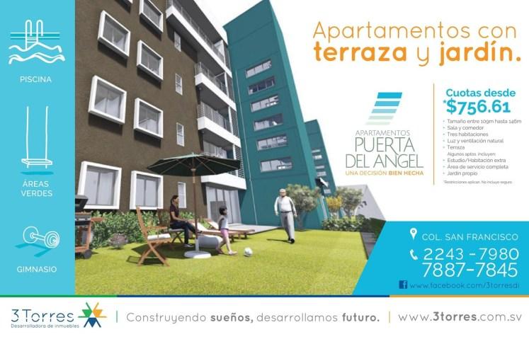 3 torres el salvador PUERTA DEL ANGEL apartamentos - 06jun14