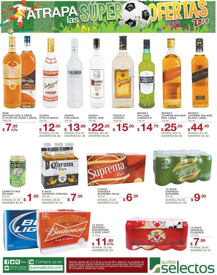 Atrapa tu botella Atrapa tu Bebidas preferidas OFERTAS - 14jun14