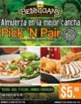 BENNIGANS Almuerza en la mejor cancha y disfruta del MUNDIAL - 18jun14