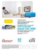 Beneficios CITI pantalla LED LG de 42 pulgadas - 25jun14
