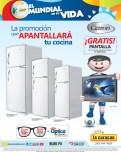 Compras electrodomesticos CETRON gratis pantalla - 20jun14