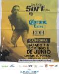 Corona Extra te inivita CIRCUITO Surf 2014