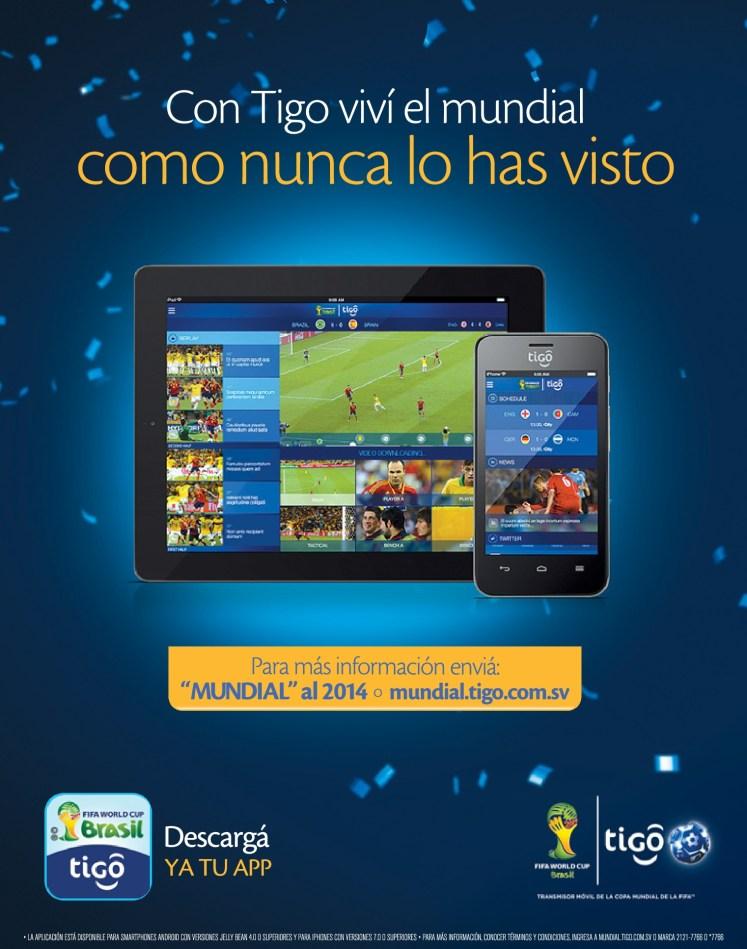 Descargar APP oficial BRASIL 2014 fifa world cup